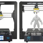 anycubic Mega frontal